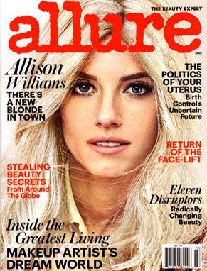 Dr. Zimbler, Allure Magazine