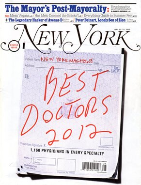 Dr. Zimbler Named A 2012 Super Doctor