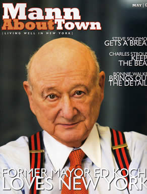 Dr. Zimbler Featured In Mann About Town Magazine