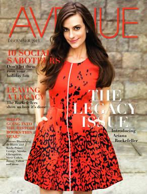 Avenue Magazine Featuring Dr. Zimbler