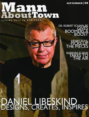Dr. Marc Zimbler Featured In Mann About Town